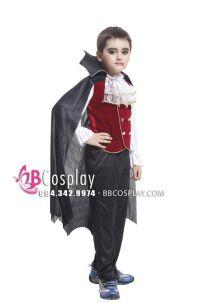 Đồ Dracula Ma Cà Rồng Cho Bé Trai
