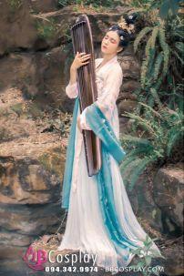 Cổ Cầm Nhạc Cụ Cổ Đại Trung Hoa