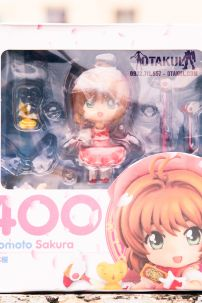 Mô Hình Nendoroid 400 Kinomoto Sakura - Seri Cardcaptor Sakura
