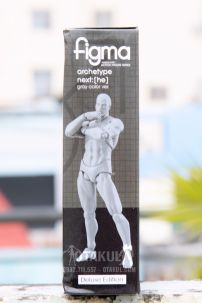 Mô Hình FIGMA ARCHETYPE NEXT HE GREY COLOR VER