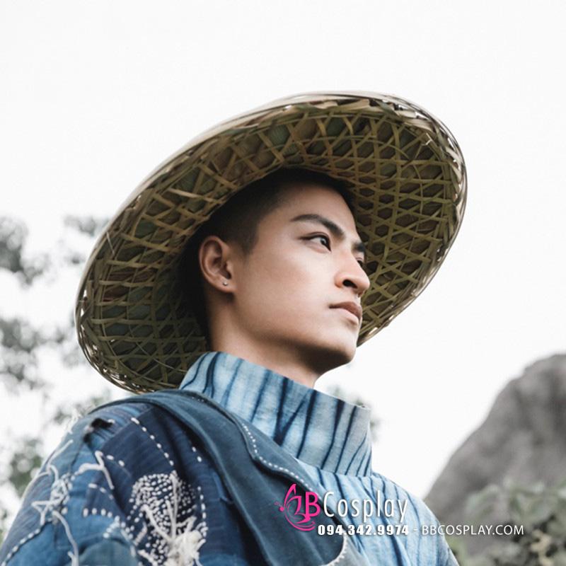 Nón Cổ Trang Phong Trần