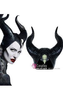Sừng Phù Thủy Maleficent 2019 Đầu Lâu