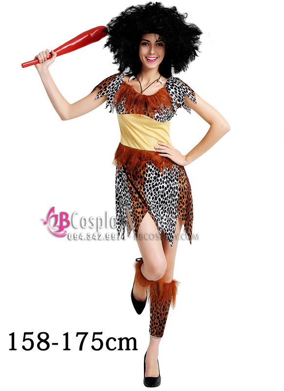 Đồ Người Rừng Nữ - Đồ Tarzan 10357