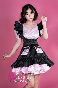 Đồ Siêu Sailor Maid 9 - Nàng Hầu Thủy Thủ Nhật Bản