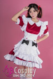 Đồ Siêu Sailor Maid 10 - Nàng Hầu Thủy Thủ Nhật Bản