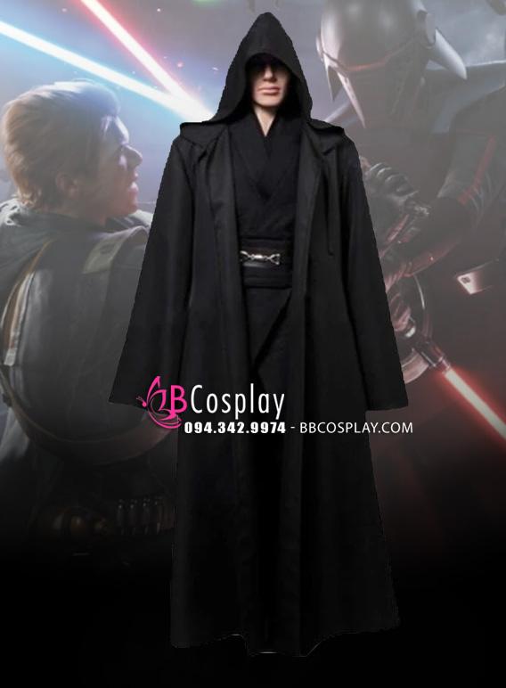Đồ Star War Jedi Phiên Bản Đen