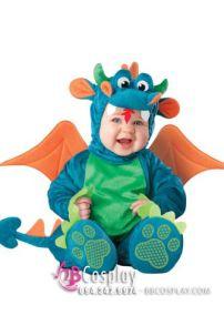 Trang Phục Rồng Con Dinky Dragon