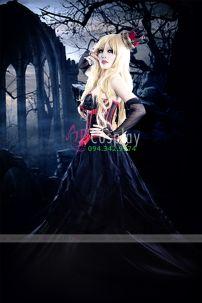 Trang Phục Nữ Hoàng Bóng Tối
