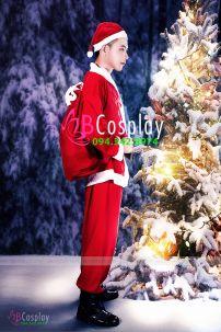 Trang Phục Ông Già Noel