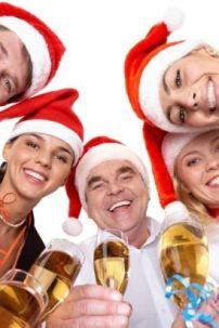 Nón Noel Vải Giá Rẻ