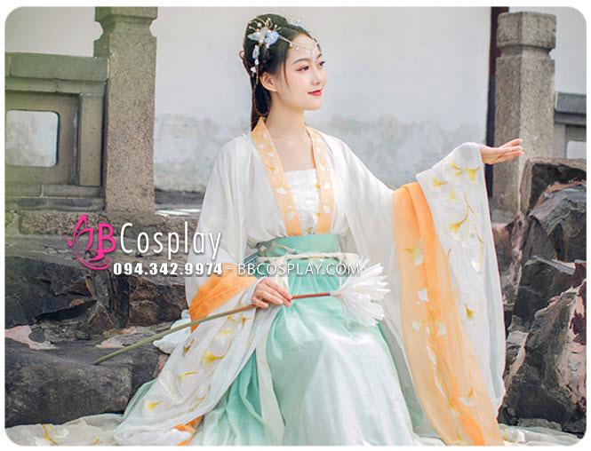 Hán Phục Ngân Hạnh