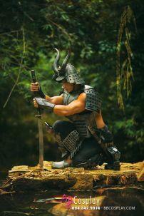 Đồ Samurai Giáp Chiến Binh Nhật Bản