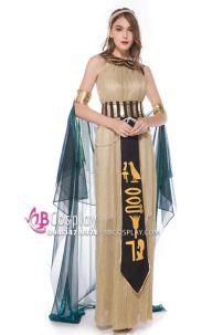 Trang Phục Nữ Hoàng Ai Cập Cleopatra
