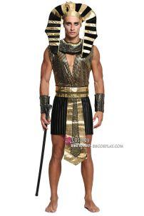 Đồ Ai Cập Nam Hở Ngực - Gymer