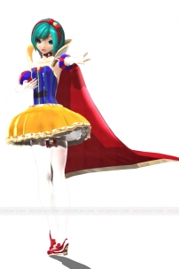 Trang Phục Miku 22 (Snow White)