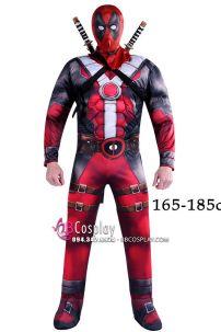 Bộ Đồ Deadpool Độn Cơ Bắp In 3D