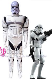 Trang Phục Stormtrooper Cơ Bắp - Star Wars