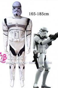 Trang Phục Cosplay Stormtrooper - Star Wars