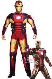 Trang Phục Iron Man Cơ Bắp