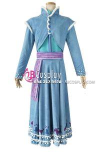 Đầm Elsa 2019 - Frozen 2