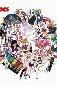 Bộ Sticker Sailor Moon