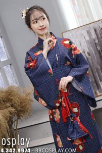 Yukata Kimono Mùa Hè
