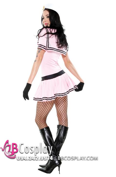 Đồ Thủy Thủ Sexy Kiểu Lolita