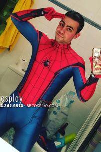 Trang Phục Người Nhện Spider Man