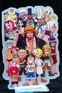 Mô Hình Standee Acrylic One Piece 2