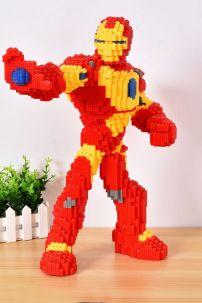 Mô Hình Lego Iron Man - Avenger