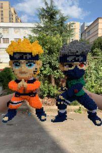 Mô Hình Lego Naruto - Naruto
