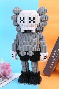Mô Hình Lego Nano HC Magic Kaws White