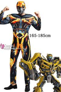 Đồ Robot Bằng Vải In 3D Bumblebee