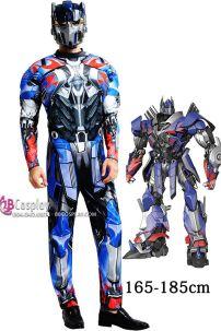 Đồ Robot Bằng Vải In 3D Optimus Prime