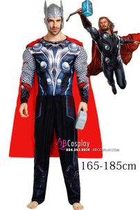 Đồ Thor Avenger - Thần Sấm Có Cơ Bắp In 3D