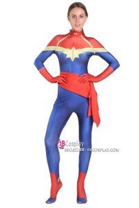 Trang Phục Captain Marvel Nữ