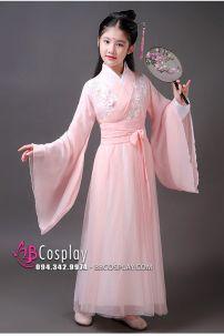 Cổ Trang Hằng Nga Tiểu Khả Ái Cho Bé 150cm 160cm