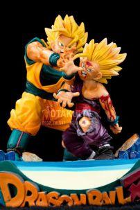 Mô Hình Figure Dragon Ball Z Super Saiyan Son Goku & Gohan