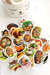 Bộ Sticker Đồ Ăn