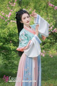 Hán Phục Đôn Hoàng Đoạn Ky