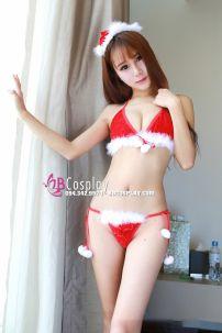 Đồ Noel Sexy 2 Mảnh Siêu Dễ Thương