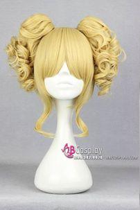 Tóc Giả Vàng Lolita