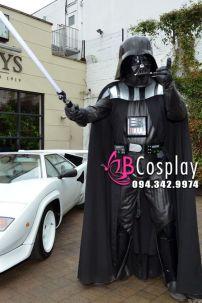 Trang Phục Darth Vader Độn Cơ Bắp