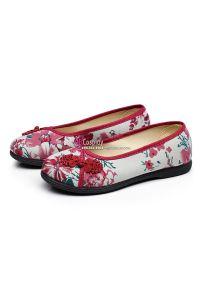 Giày Vải Hán Phục Nữ In Hoa