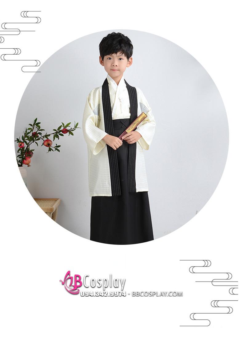 Kimono Trẻ Em Nam