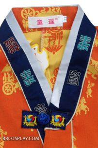 Hanbok Bé Trai Size 1M-1M1