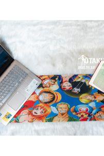 Lót Chuột Dài 3D One Piece 2