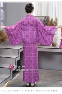 Yuakata Nhật - Kimono Hiện Đại