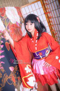 Waloli Cam Cosplay Idol Nhật Bản