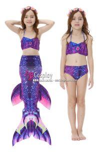 Trang Phục Người Cá Biển Cả Trẻ Em
